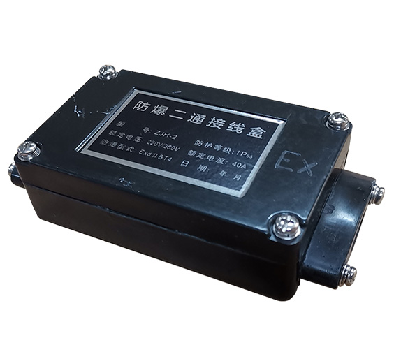 Explosion-proof Two-way Junction Box