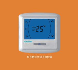 HZ80 Digital liquid crystal Week programming heating thermostat